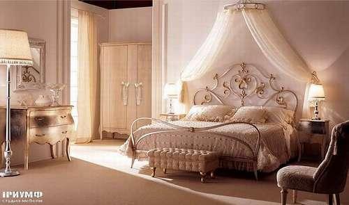 Итальянская мебель Giusti Portos - Спальня с балдахином Desires