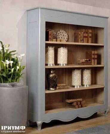 Итальянская мебель Grande Arredo - Шкаф открытый из крашенного дерева Vogue