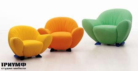 Итальянская мебель Giovannetti - Кресло Momma XS, M, XL
