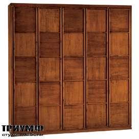 Итальянская мебель Morelato - Шкаф 5-ти дверный кол. 900