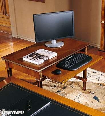 Итальянская мебель Colombo Mobili - Компьютерный стол арт.345 кол. Scarlatti