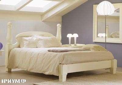 Итальянская мебель De Baggis - Кровать L0430SC