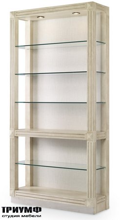 Американская мебель EJ Victor - Reed Bookcase