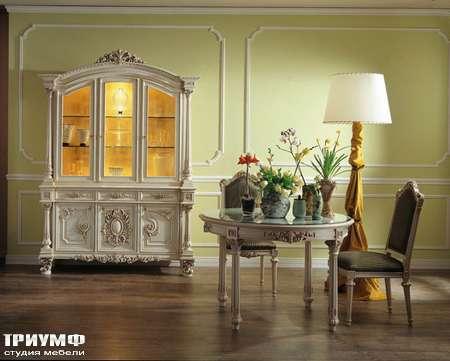 Итальянская мебель Silik - Буфет 3-х секционный Talia