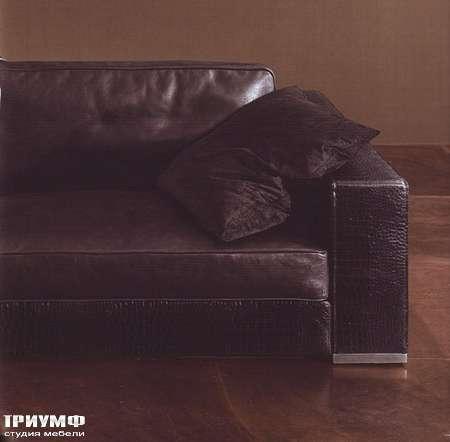 Итальянская мебель Rugiano - Диван Augusto