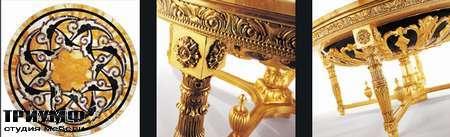 Итальянская мебель Jumbo Collection - Стол Splendor