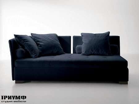 Итальянская мебель Orizzonti - диван Figi isolona