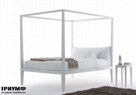 Итальянская мебель Orizzonti - кровать Moheli 2