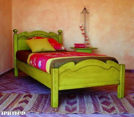Итальянская мебель De Baggis - Кровать L0441