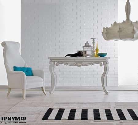Итальянская мебель Luciano Zonta - Giorno Consolle стол Mythos