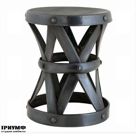 Голландская мебель Eichholtz - стол stool veracruz large