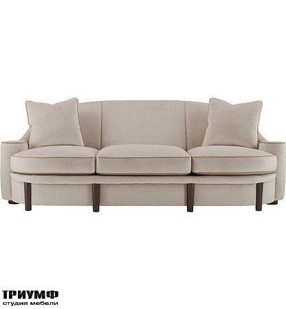 Американская мебель Hickory Chair - Athena Sofa
