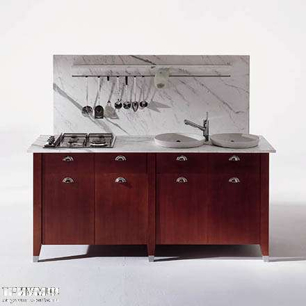 Итальянская мебель Driade - Кухонный рабочий блок