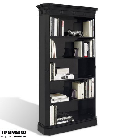 Американская мебель Ralph Lauren Home - BROOK STREET BOOKCASE