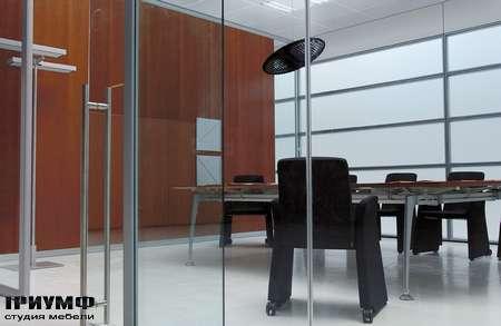 Итальянская мебель Frezza - Переговорная, коллекция Areaplan Kristal