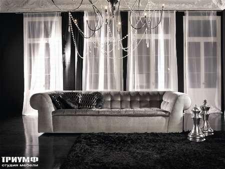 Итальянская мебель Noir Cattelan Italia - Диван Napoleon