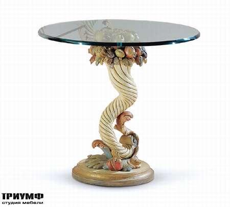 Итальянская мебель Chelini - стол FTTY 496