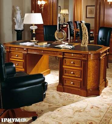 Итальянская мебель Colombo Mobili - Письменный стол арт.334 кол. Albinoni