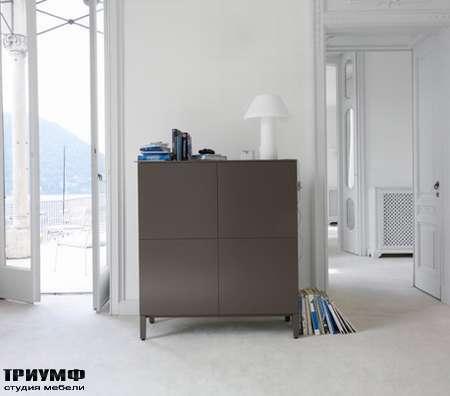Итальянская мебель Ligne Roset - Книжный комод Book&Look
