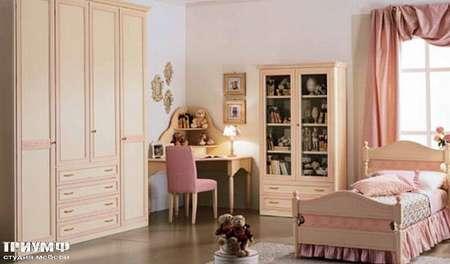 Итальянская мебель Ferretti e Ferretti - Детская для девочки, happy night