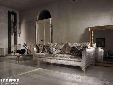 Итальянская мебель Noir Cattelan Italia - Диван Rialto