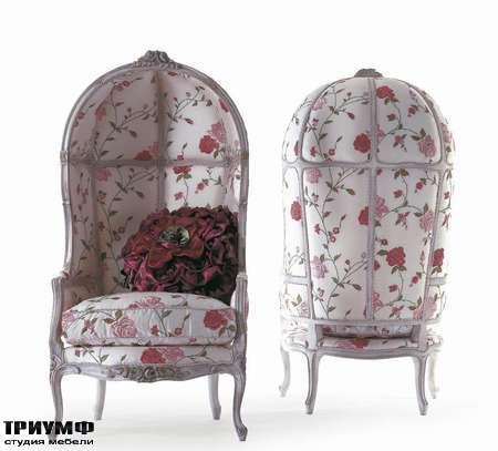 Итальянская мебель Jumbo Collection - Кресло RIS-41B