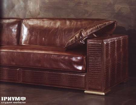 Итальянская мебель Rugiano - Диван Cesare