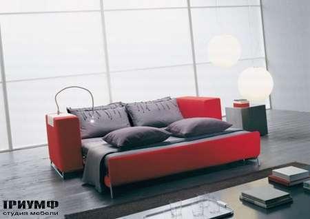 Итальянская мебель Orizzonti - диван Samoa