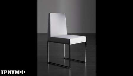 Итальянская мебель Meridiani - стул Ryder