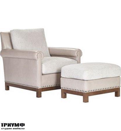 Американская мебель Hickory Chair - Convento Lounge Chair