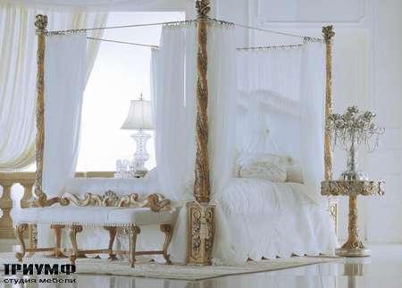 Итальянская мебель Jumbo Collection - Кровать FRE-25C