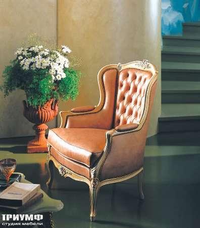 Итальянская мебель Silik - Кресло Calipso