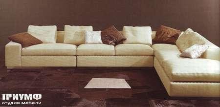 Итальянская мебель Rugiano - Диван Miami