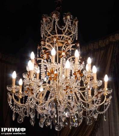 Итальянская мебель Jumbo Collection - Люстра с подвесками Shangri-La