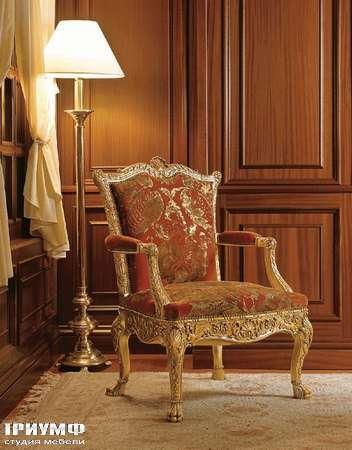 Итальянская мебель Salda -  Кресло COD- D/11