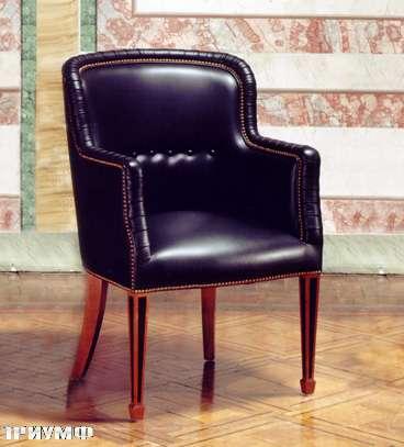 Итальянская мебель Colombo Mobili - Рабочее кресло арт.186.1. кол. Albinoni