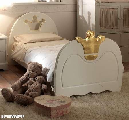 Итальянская мебель De Baggis - Кровать L0456