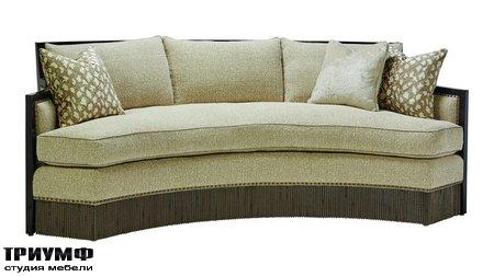 Американская мебель Marge Carson - Hudson Sofa