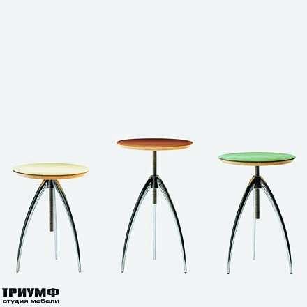 Итальянская мебель Driade - Столик Vicieuse