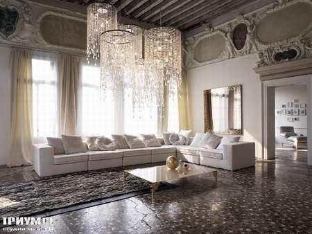 Итальянская мебель Noir Cattelan Italia - Диван модульный Maxim