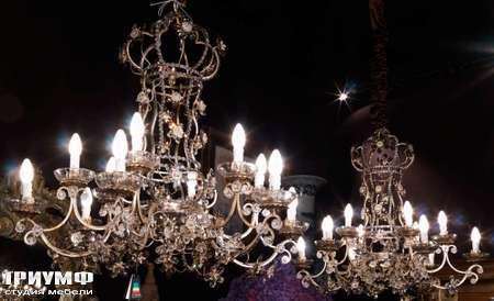 Итальянская мебель Jumbo Collection - Люстра со стразами Shangri-La
