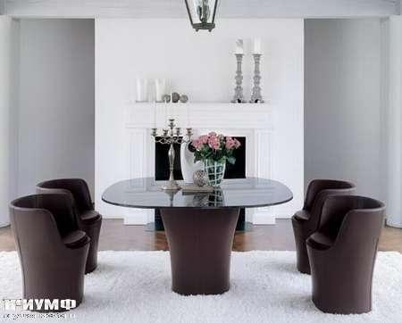 Итальянская мебель Porada - Обеденная группа мод log