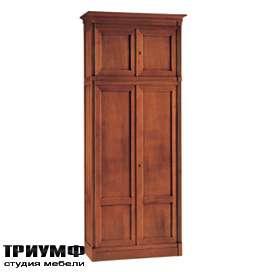Итальянская мебель Morelato - Шкаф с антресолями
