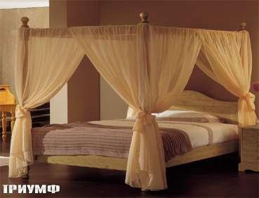 Итальянская мебель De Baggis - Кровать L0742