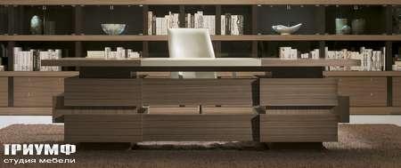 Итальянская мебель Galimberti Nino - стол Quadria