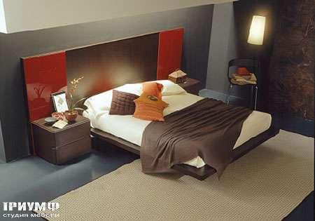 Кровать  Parete