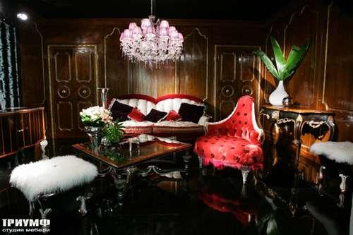 Итальянская мебель Cornelio Cappellini - Кресло Angolare, стеганное