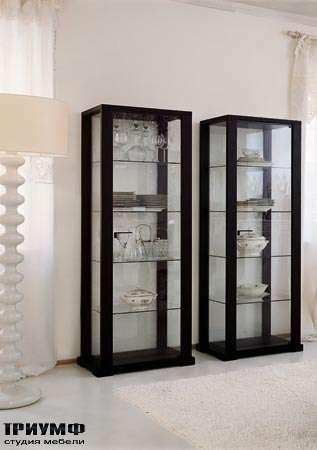 Итальянская мебель Porada - Витрина Bryant expo
