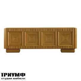 Итальянская мебель Morelato - Комод  на широких ножках