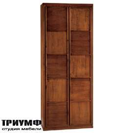 Итальянская мебель Morelato - Шкаф 2 распашные двери
